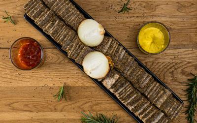#FutureFood 2.0: Grillen-Snack statt Algenblatt