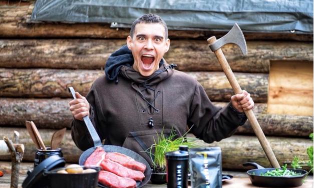 Vom Hausmeister zum Outdoor Youtube Star