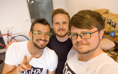 Augsburger Start-up rettet sich aus der Krise – mithilfe der Crowd